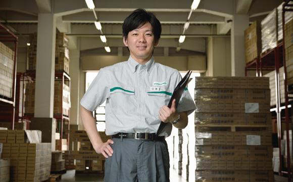 Sección Distribución: Tetsuya Kondo