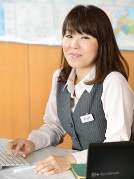 Sección Distribución. Chiemi Hasegawa