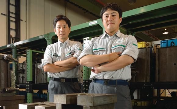 Sección Fundición: Daiju Yamada, Kuninori Matsumoto