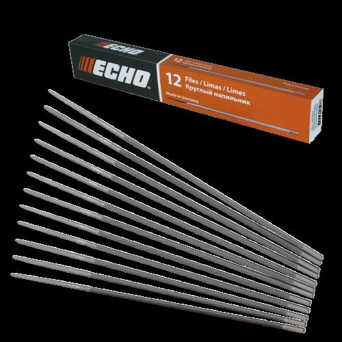 """Accesorios-Motosierras-Limas ECHO diámetro 4,8 mm 3/16"""""""