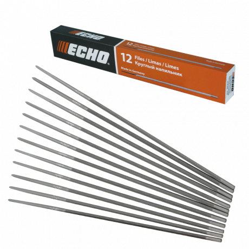 """Accesorios-Motosierras-Limas ECHO diámetro 5,5 mm 7/32"""""""