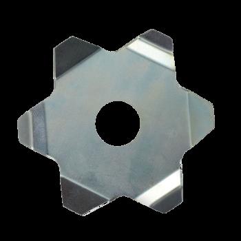 Desbrozadoras-Cabezales nailon-Disco protector antiatascos ECHO